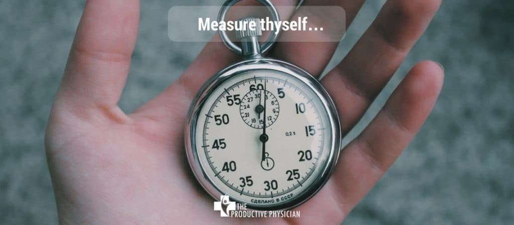 Measure Thyself