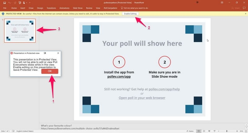 Getting Started with Poll Everywhere
